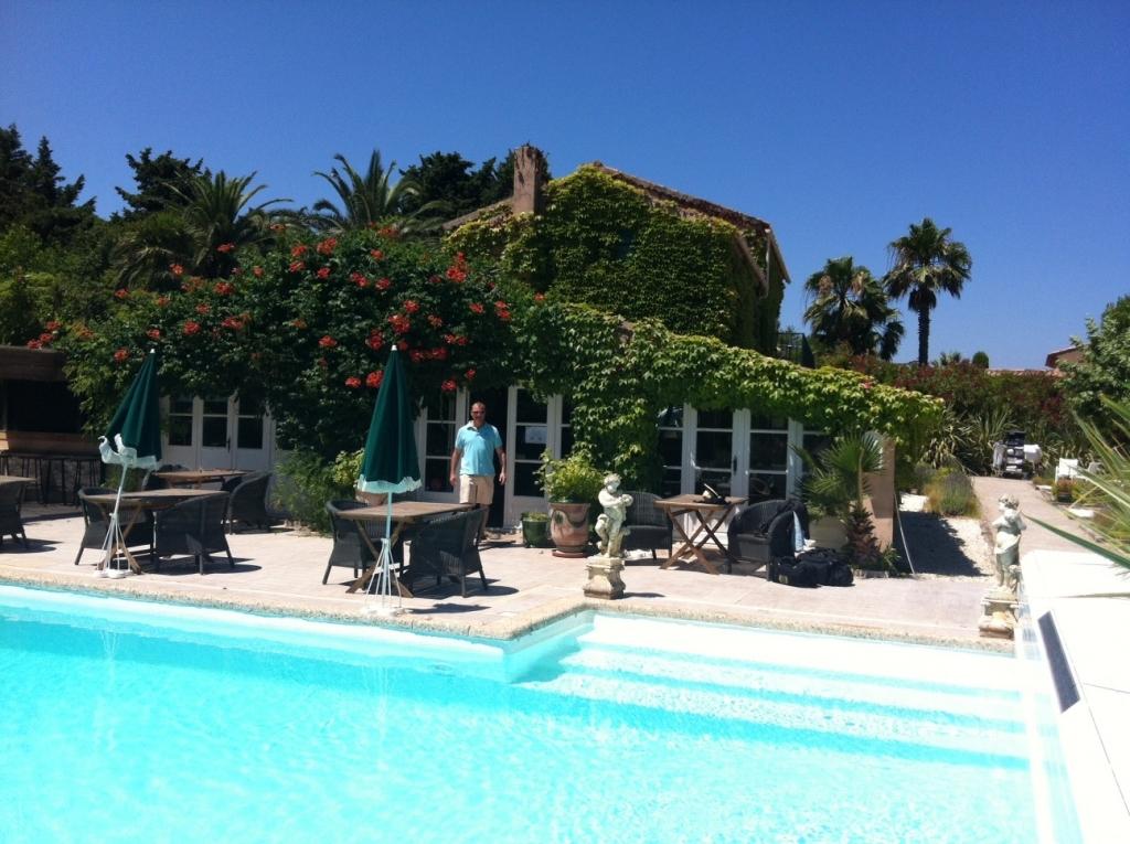 Hotel Des Palmiers St Tropez