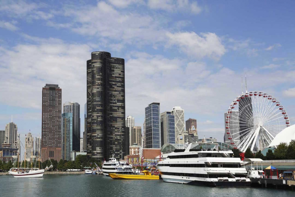 chicago architectural cruise