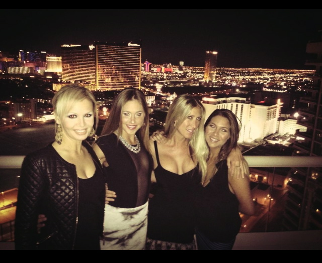 Vegas for my Birthday! Everyone said Absinthe was the highlight of the weekend!