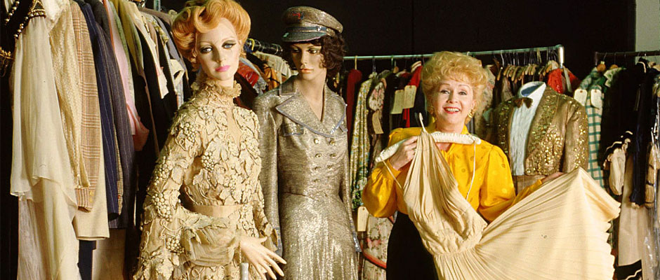 Debbie Reynolds has been assembling this collection from all the major studios over the past 30 years.