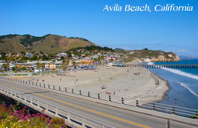 Avila-Beach-Calfiornia