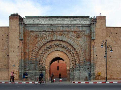 Marrakech-Walls-Morocco