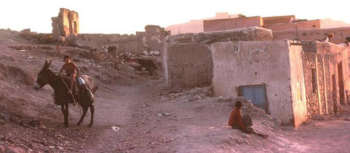 Marrakech-poverty