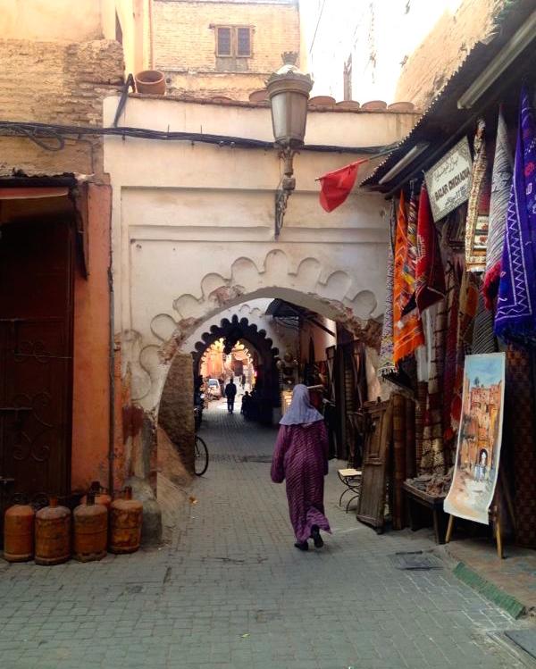 Marrakech-streets