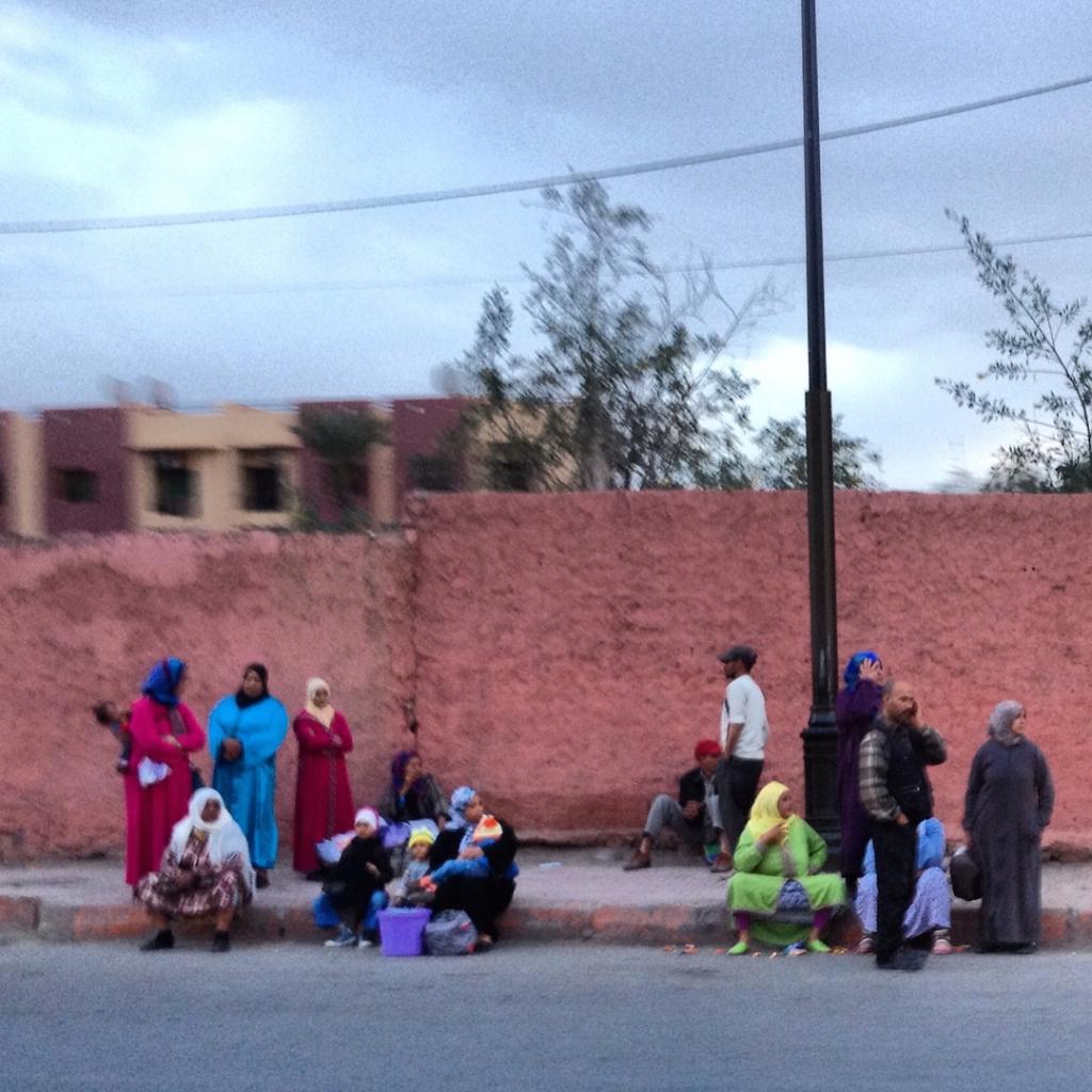 Marrakesh-Poverty