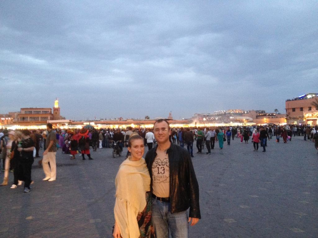Vanessa Rivers-Marrakech-Souk