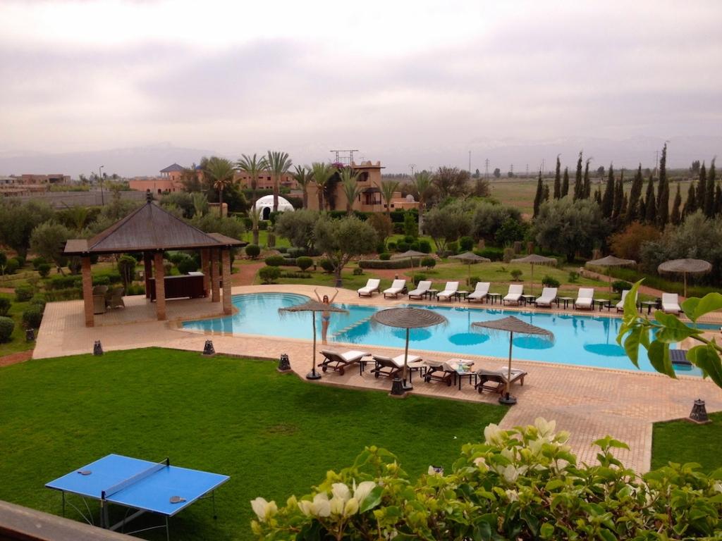 Villa President-Marrakech-Morroco