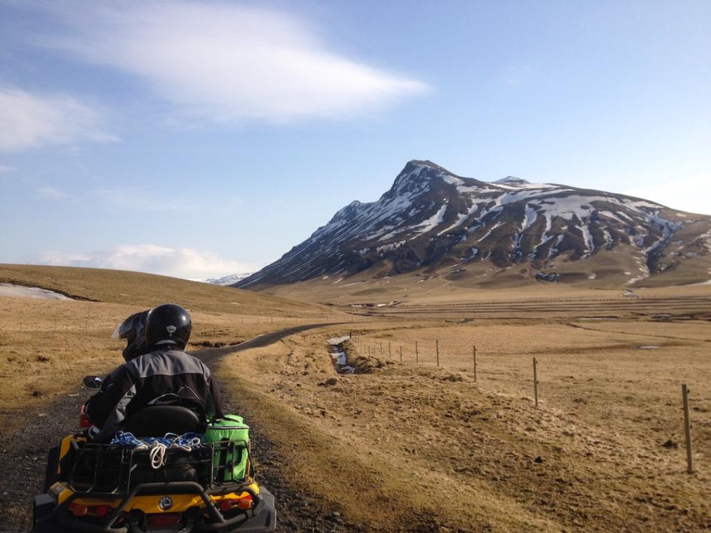 ATV Iceland