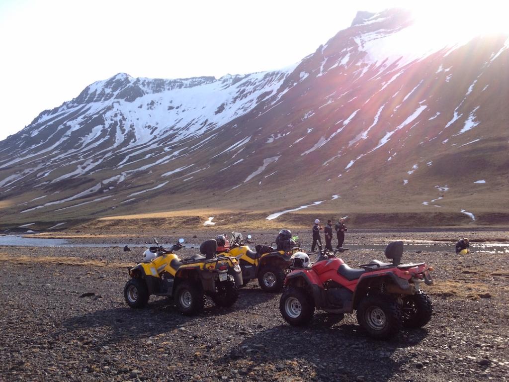 ATV Iceland 2