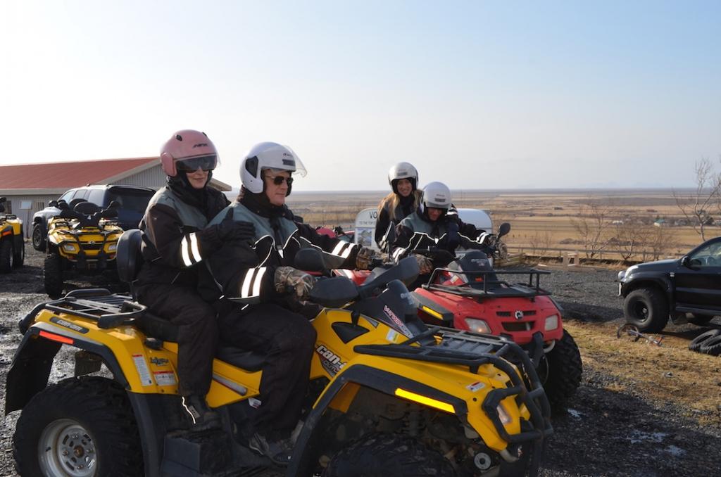 ATV Tour Iceland