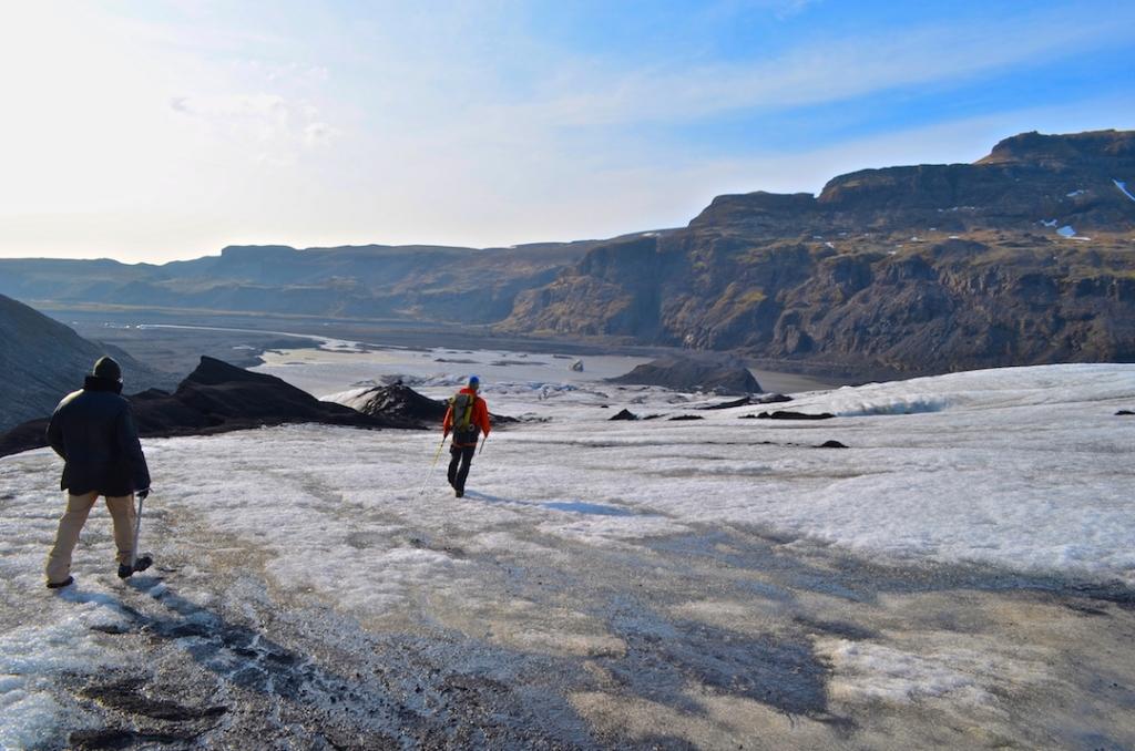 Glacier Climb-Iceland 2