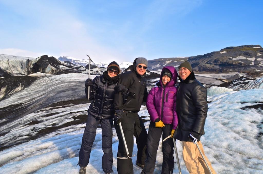 Iceland Glacier Climb