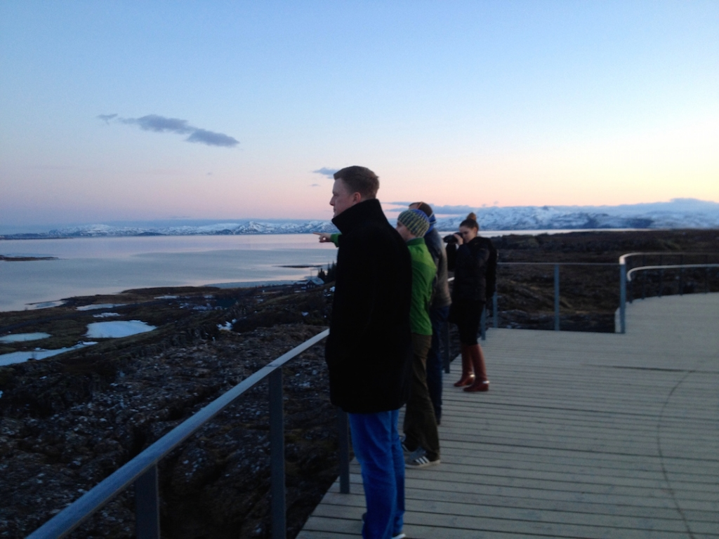 Mid Atlactic Ridge-Iceland