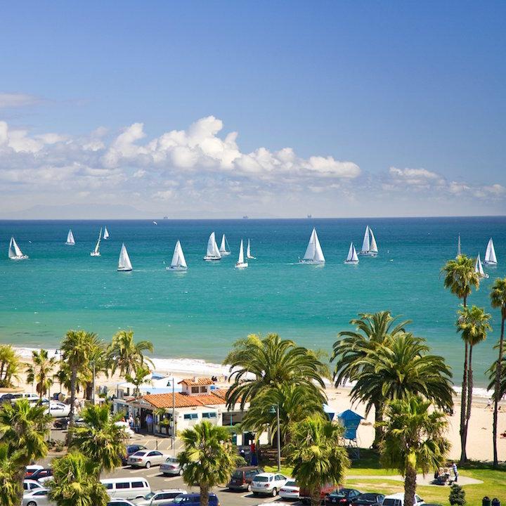 Sailing-Santa Barbara