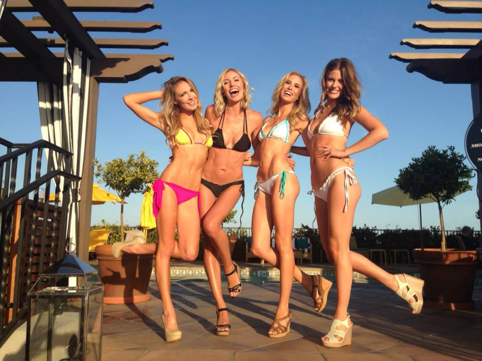 SummerLove swimwear-Canary Hotel, Santa Barbara