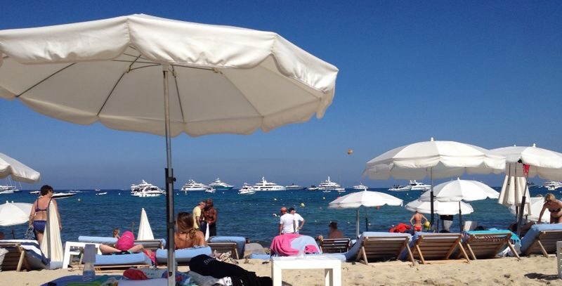 Beach Club St Tropez