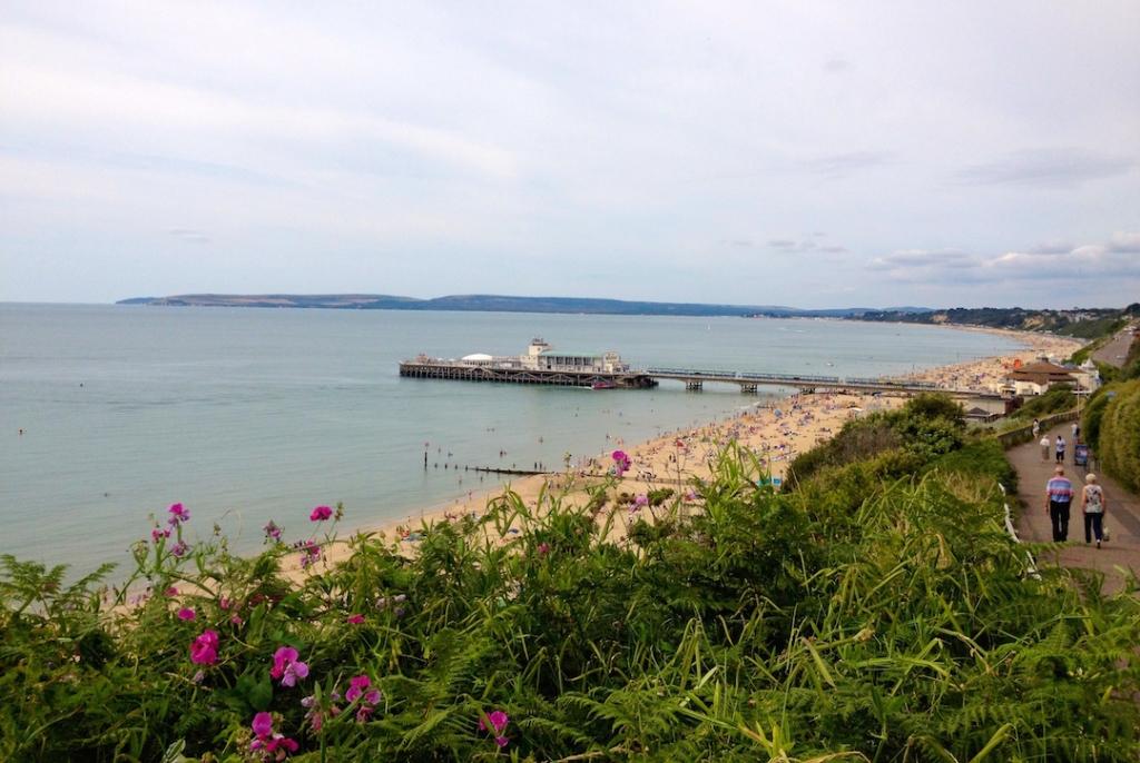 Bournemouth-Pier-England