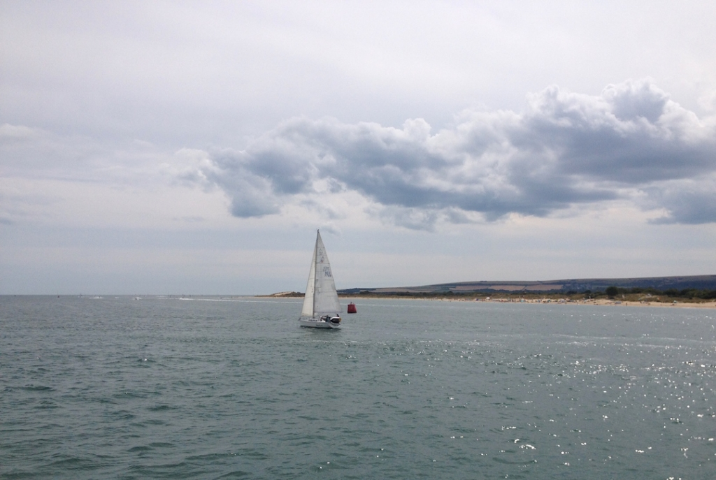 Sailboat-Sandbanks