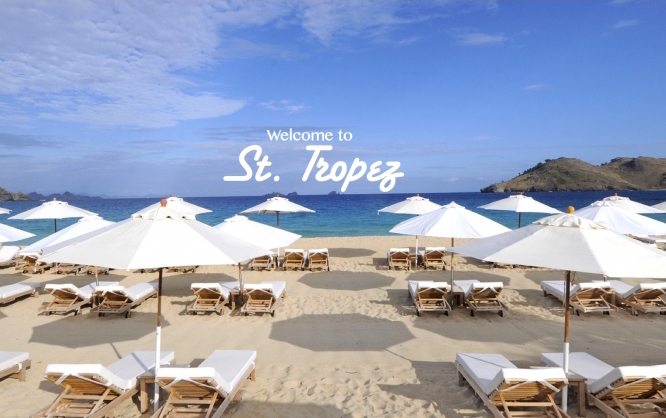 Welcome to St Tropez