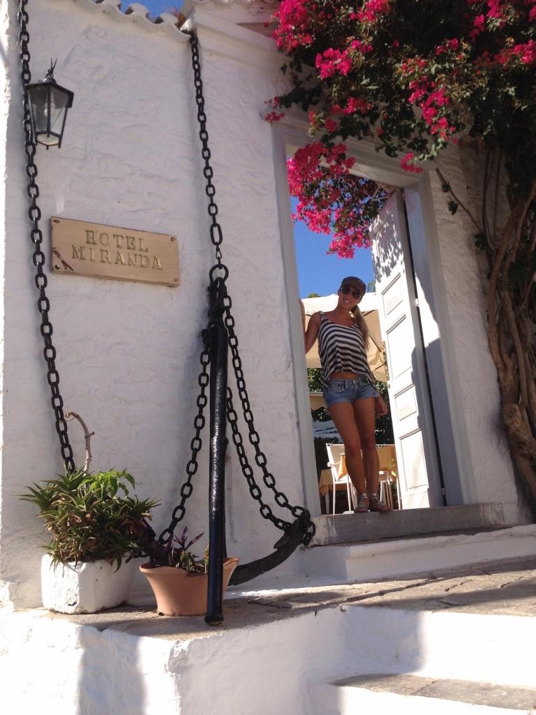 Hotel Miranda Hydra, Greece