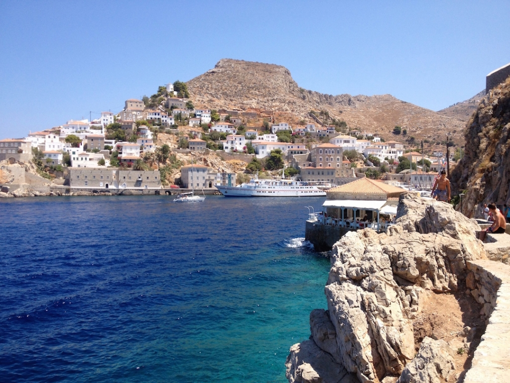 Yacht Week Greece, Hydra Island