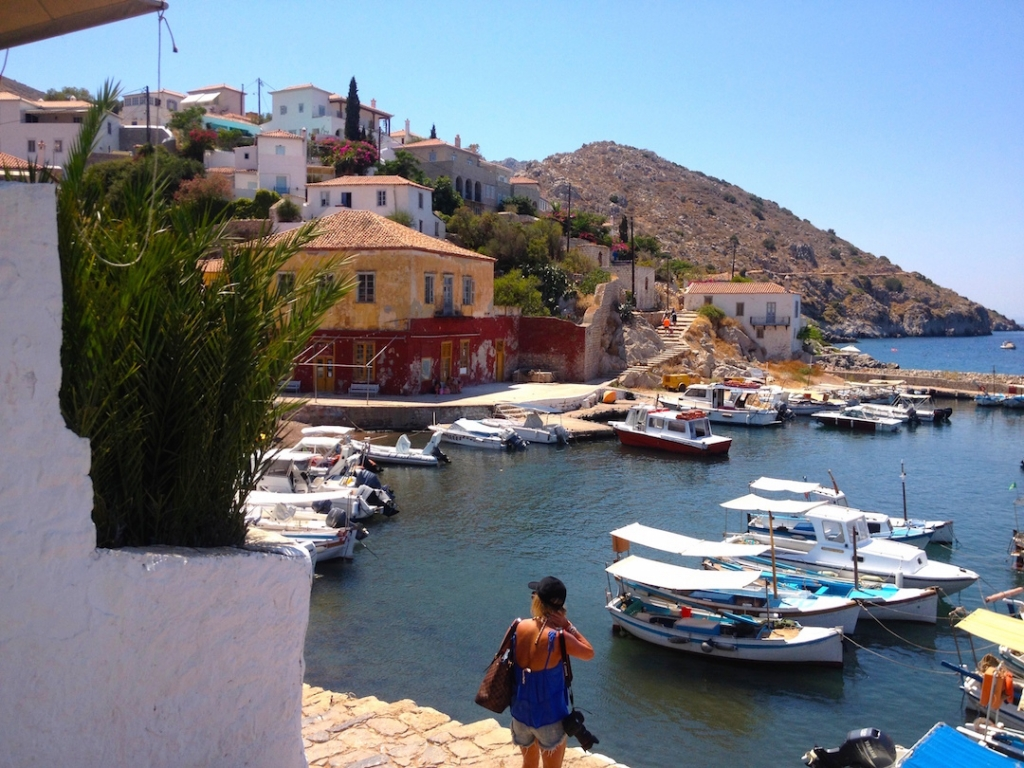 Hydra Greece