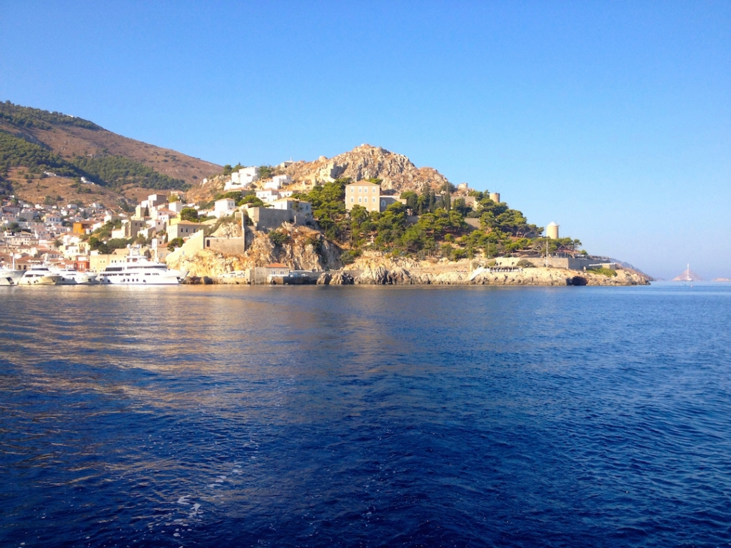 Hydra Island, Yacht Week Greece