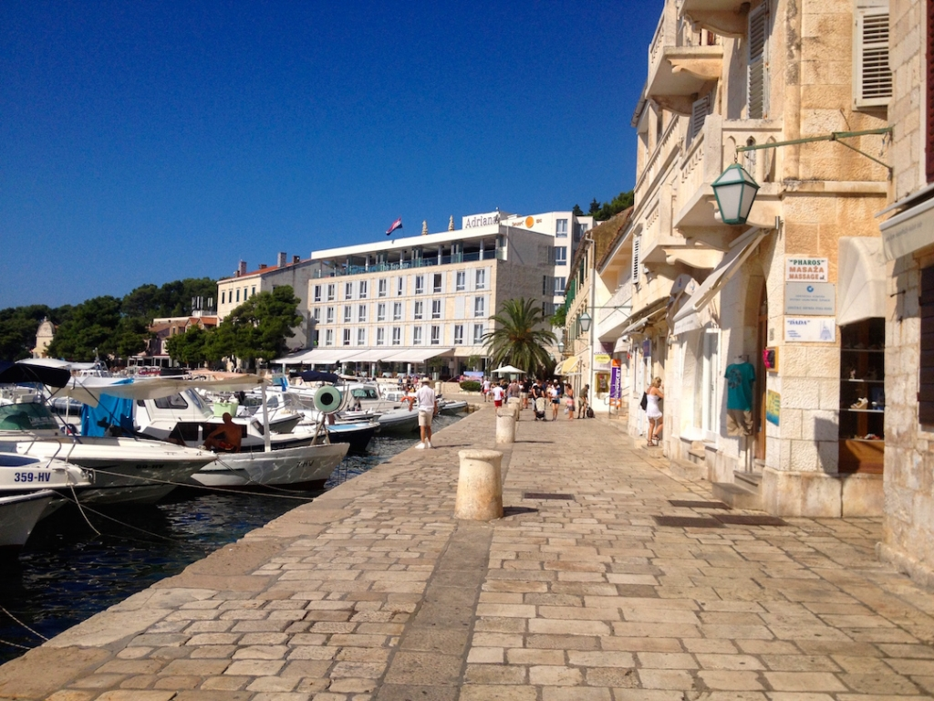 Adriana Spa Hotel, Hvar, Croatia