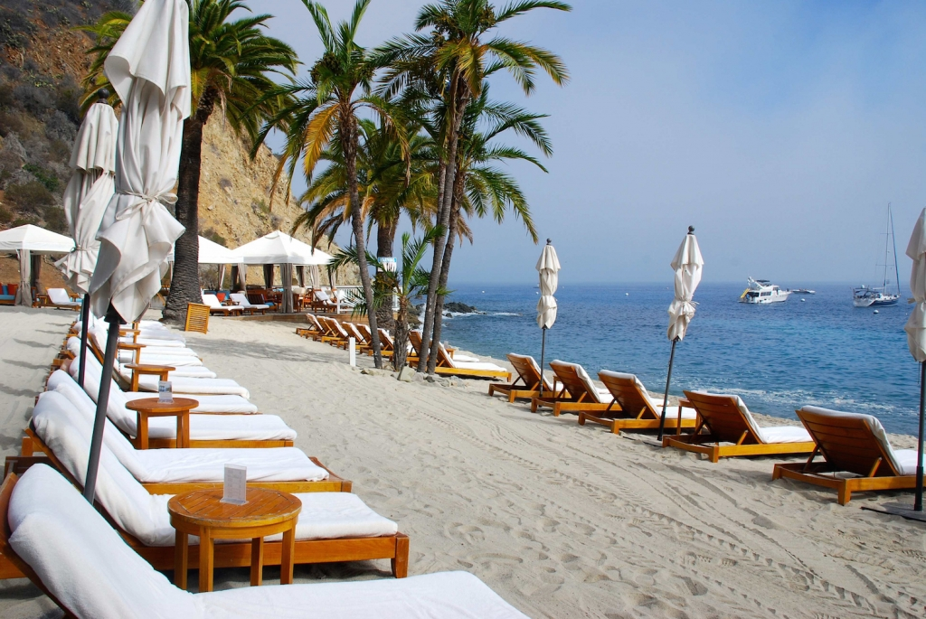 Descanso Beach Club Catalina Island