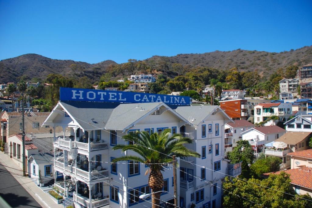 Catalina island casino hotel