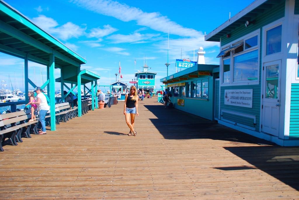 Pier-Catalina-Island