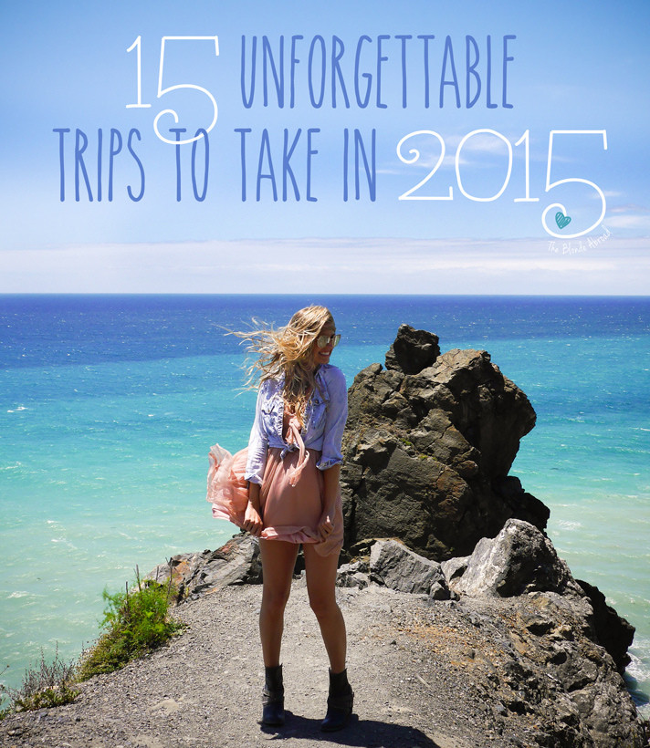 Best Places To Travel 2015