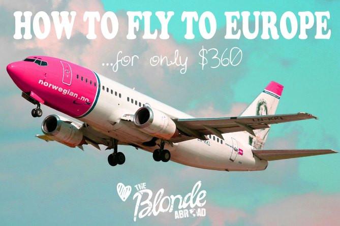 Cheap Europe Flights