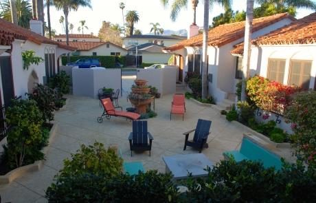 Cas Del Mar inn Santa Barbara