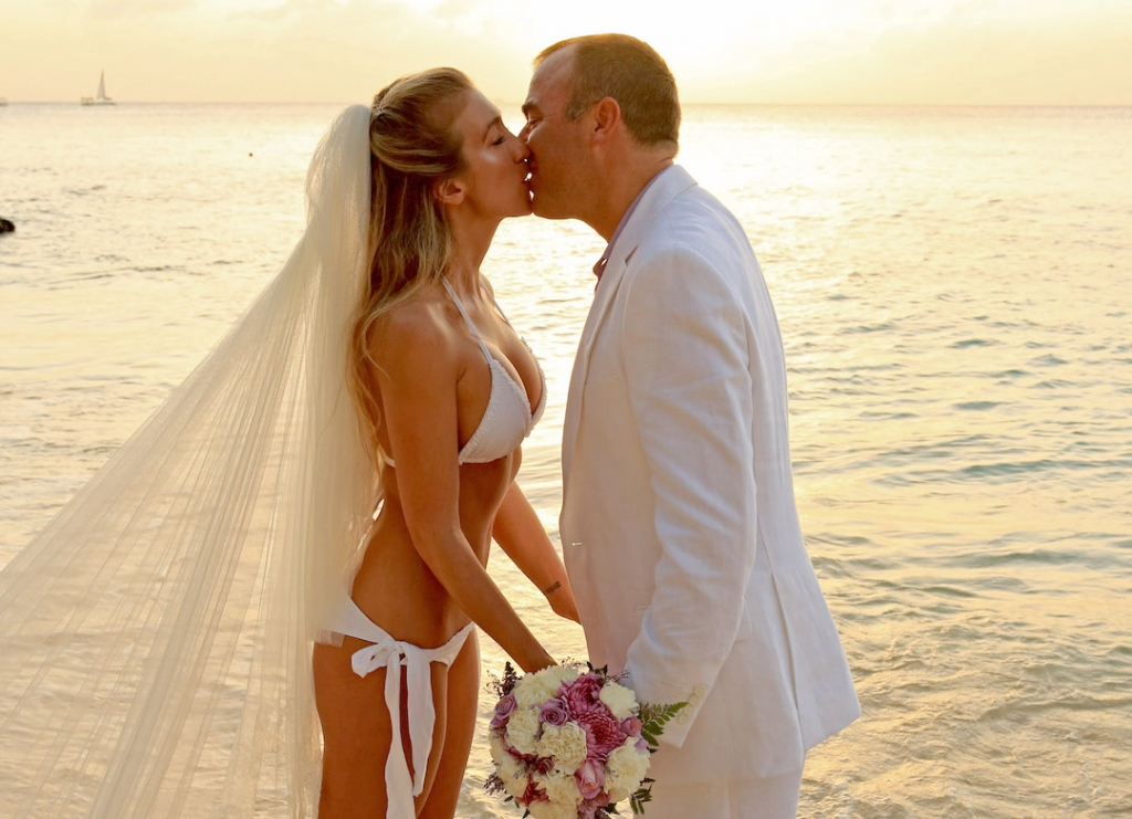 Beach Wedding-Barbados