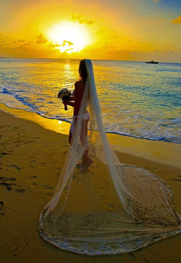 Beach Wedding- Barbados