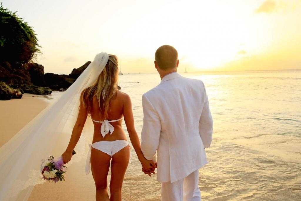 Style Inspiration - Beach Wedding-Barbados