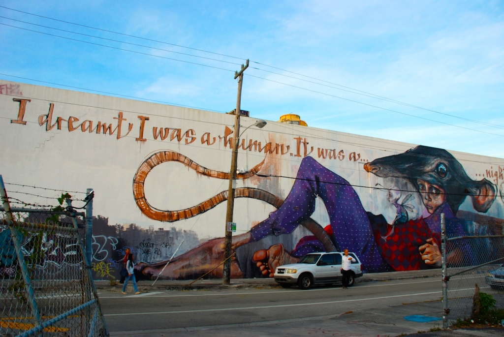 Wynwood Walls Art Miami