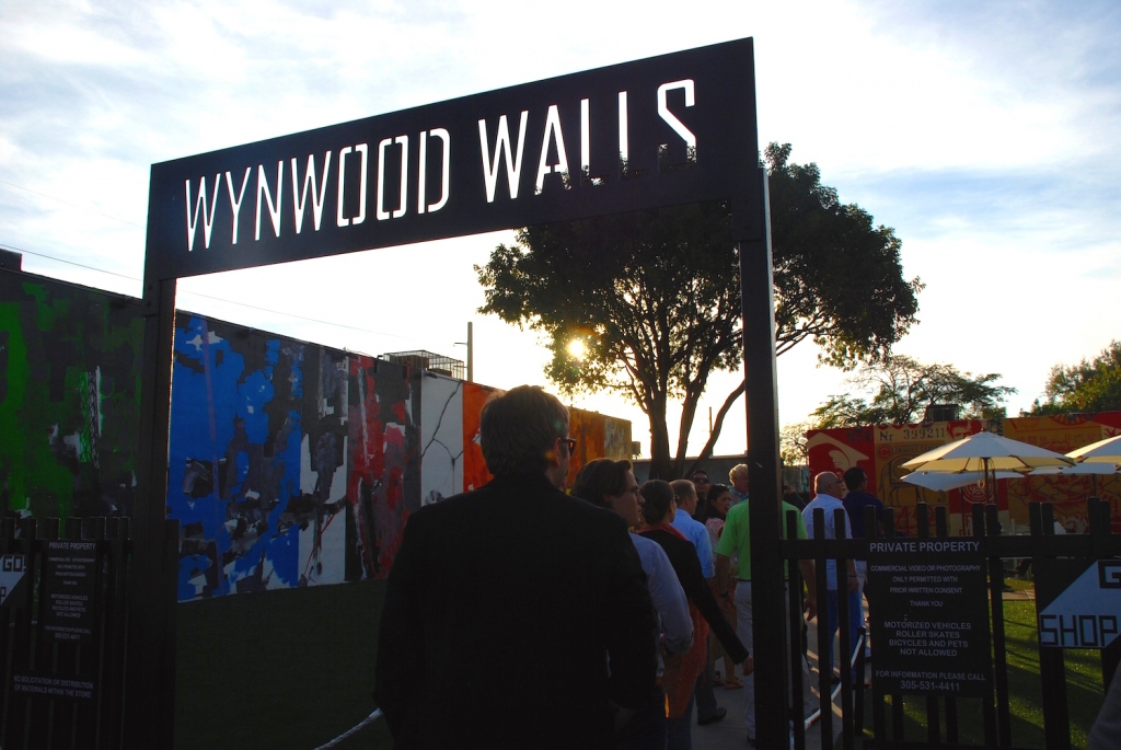Wynwwod Walls Miami