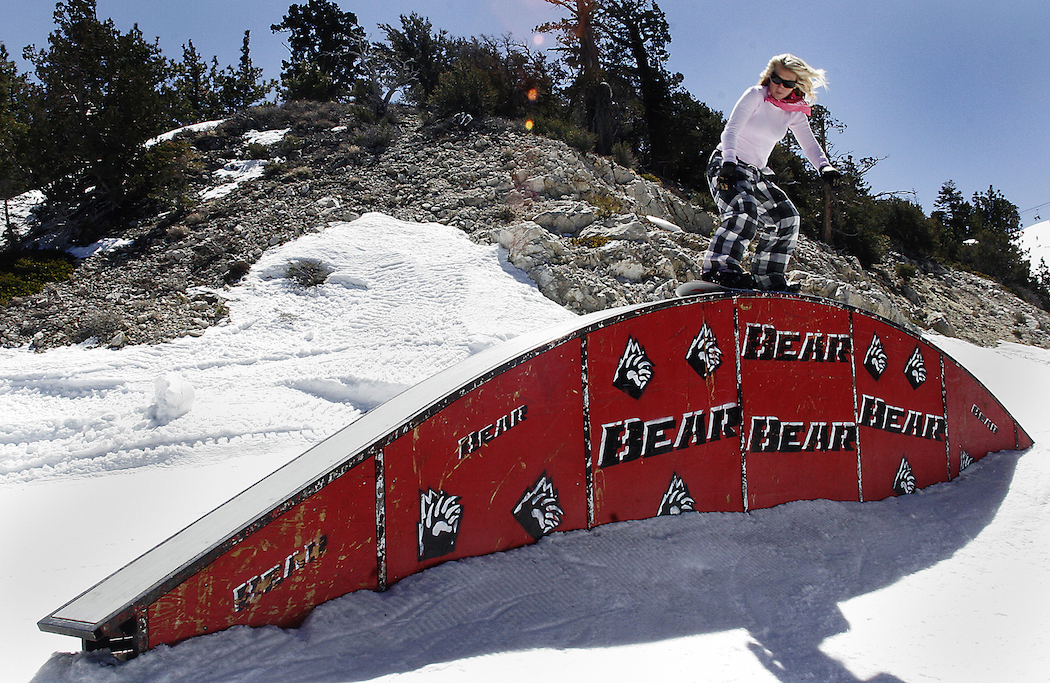 Vanessa Rivers, Rainbow Rail, Big Bear