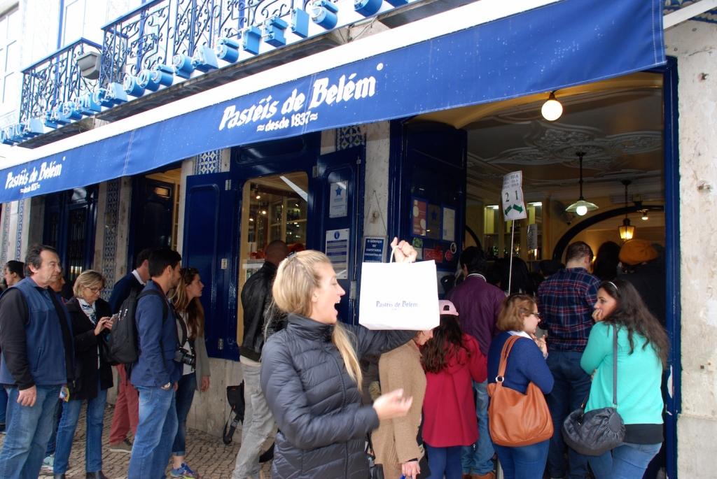 Pastéis-de-Belém-Lisbon