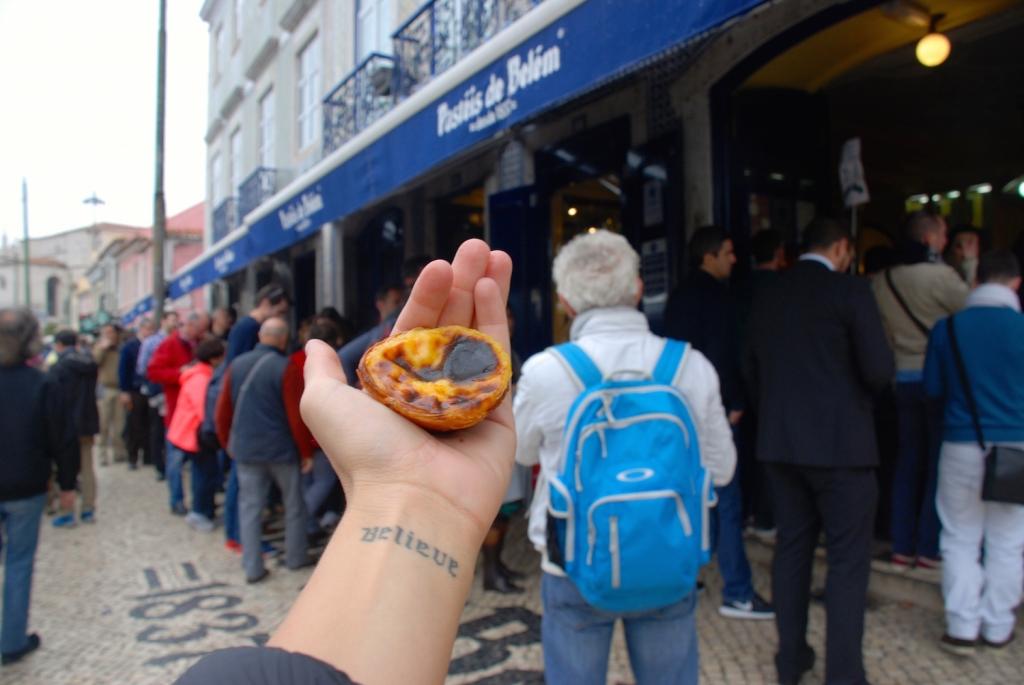 Pastéis de Belém Lisbon