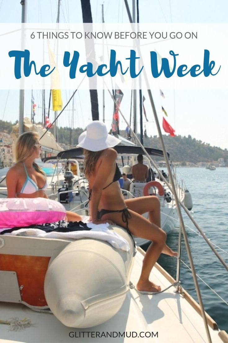 6 Things To Know Before You Go On The Yacht Week