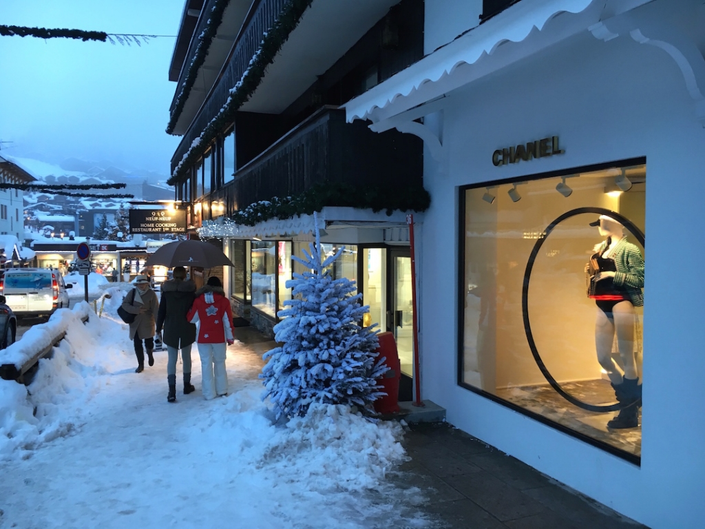 courchevel-1850-shopping