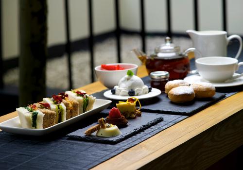 La-Suite-West-London-Vegan-Tea