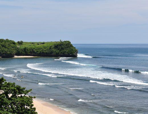 Surf Honeymoon Bali