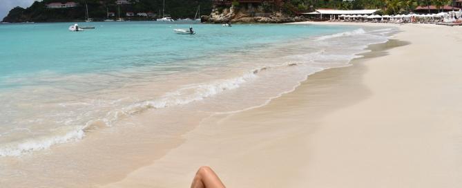 Best Island Beaches For Partying Mykonos St Barts: Glitter&Mud