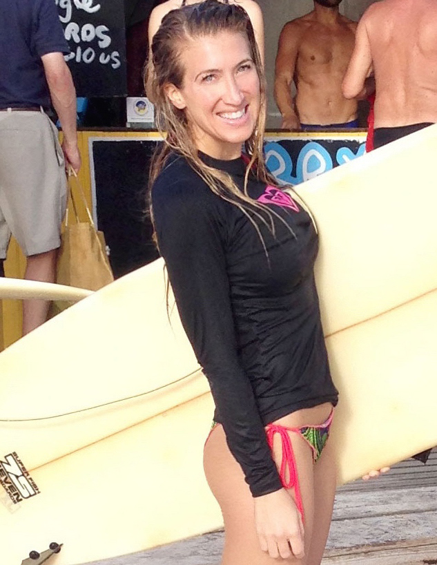 Vanessa Rivers, California Surfer Girl