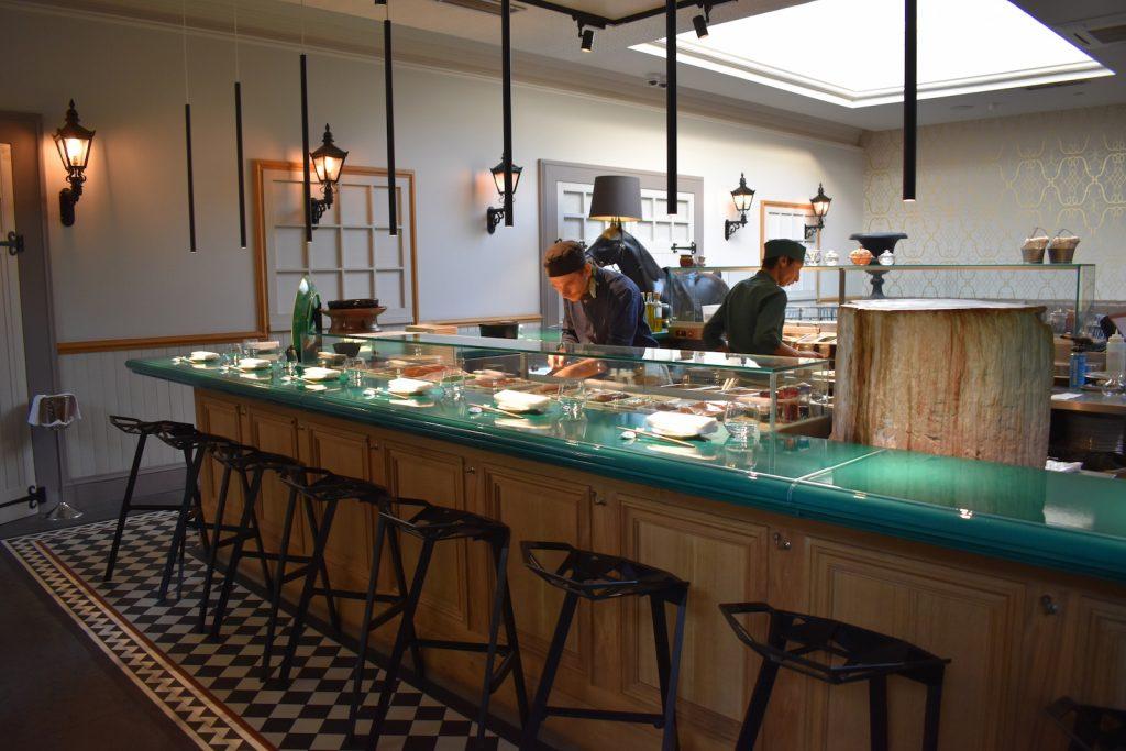 Yashin Ocean House Restaurant