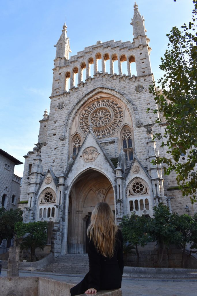 soller-mallorca-church